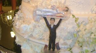 Noivinhos+casamento+Luciana Bolo e Noivinhos!
