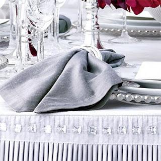 Arranjo+vermelho+3 Detalhes de uma mesa!
