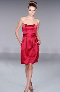 Vestido+vermelho+curto Vestidos curtos!