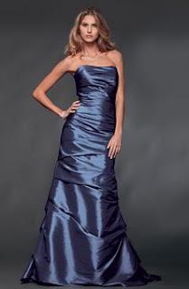 vestido+PRATA Os longos também arrasam!