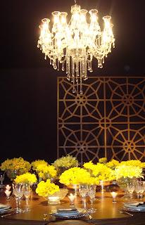 7 Detalhes de uma mesa AMARELA...!