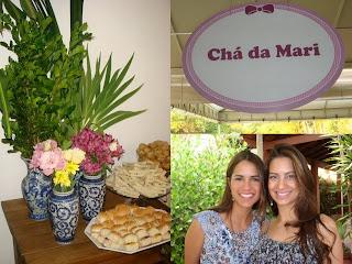 2 Chá de Panela da Mari!