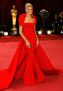 12 Heidi Klum...!