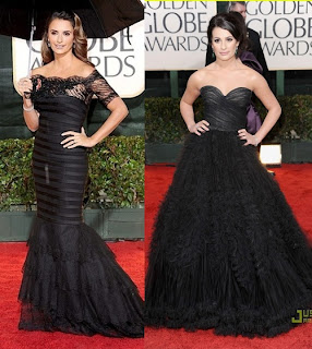 9 Vou de vestido preto...!