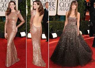 3 Golden Globe Awards 2011