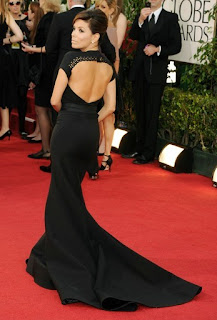 4 Eva Longoria no Golden Globe 2011