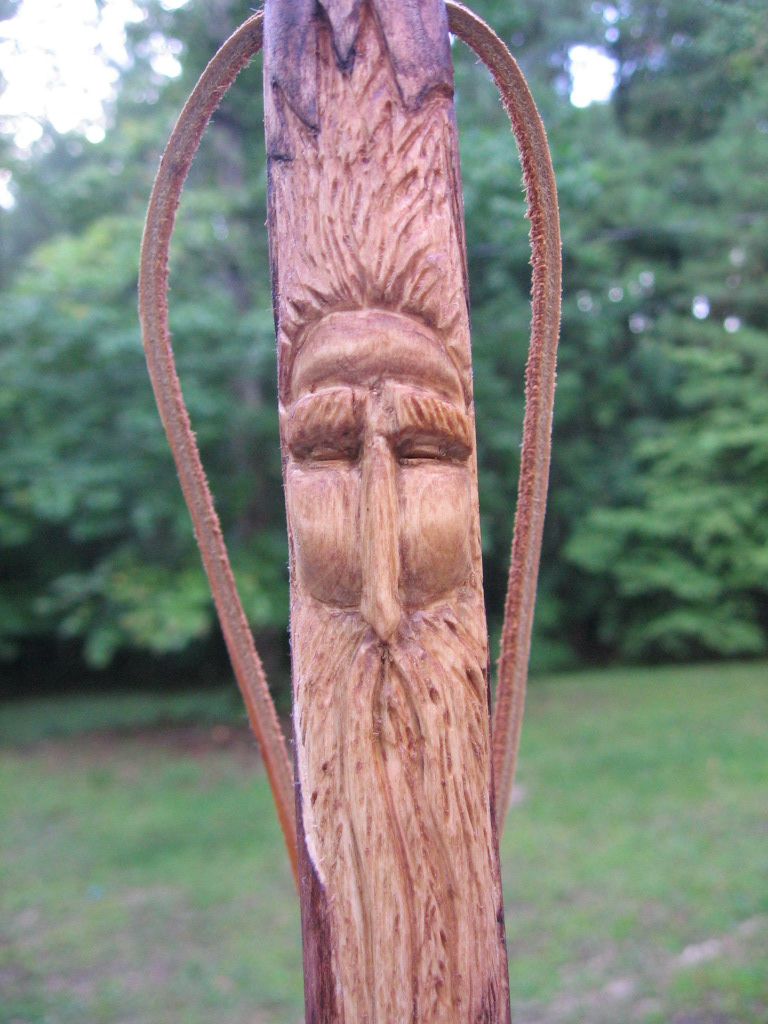 Crickhollow Carving Wood Carvings And Walking Sticks For Sale