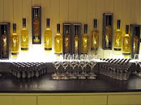 sampling area at penderyn