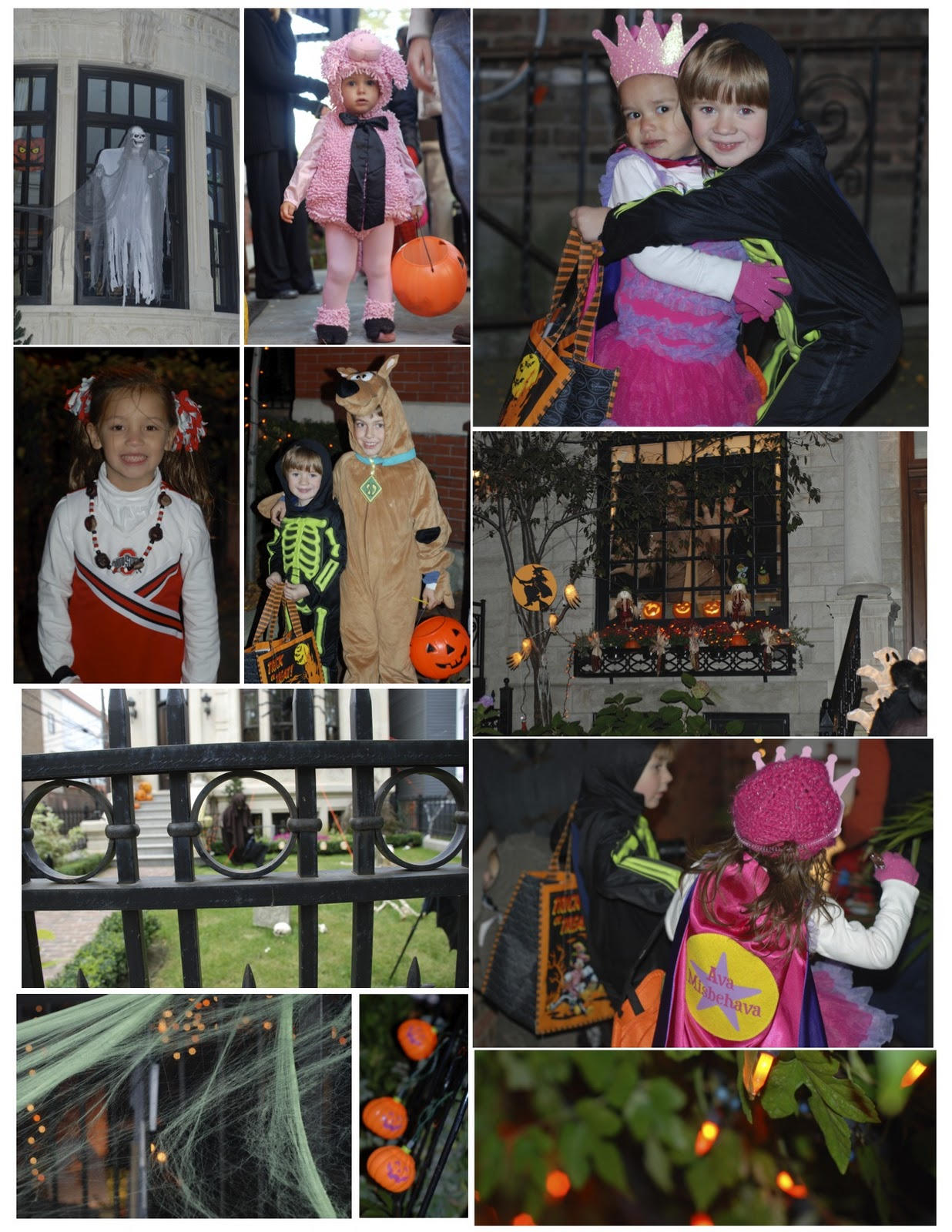Halloween on MY street- or how to give away 1000 pieces of candy in 4 hours