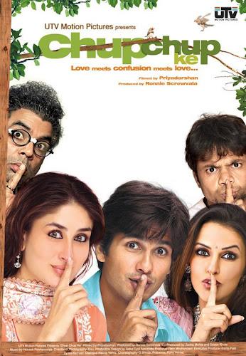 Chup Chup Ke (2006) Movie Poster