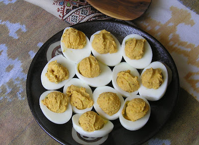 Devilled Eggs with Smoked Paprika