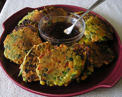 Versatile Vegetable Patties