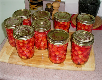 The Canned or Bottled Cherries