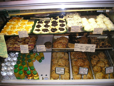 Owen Sound Farmers Market Pastries