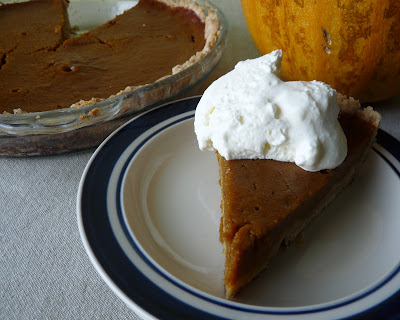 Chai Pumpkin Pie