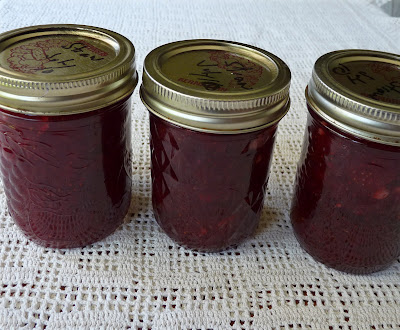 Strawberry Currant Jam