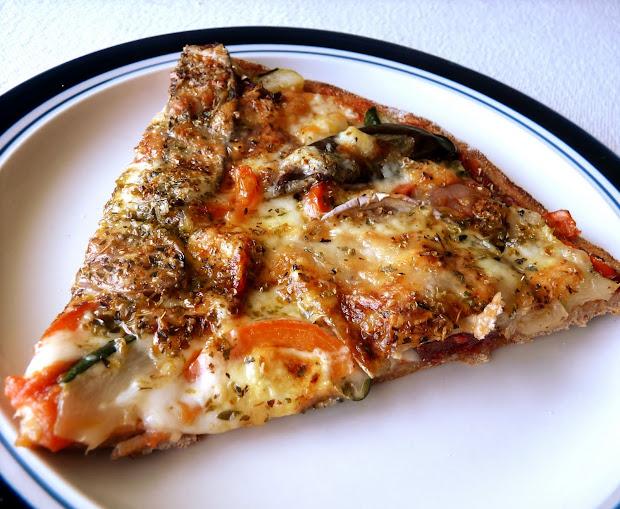 Seasonal Ontario Food Hurray Pizza