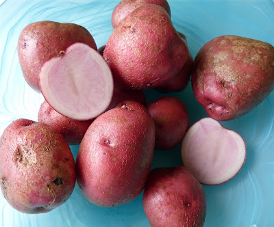 Alaska Sweetheart Potatoes