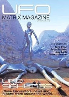 UFO Matrix Magazine