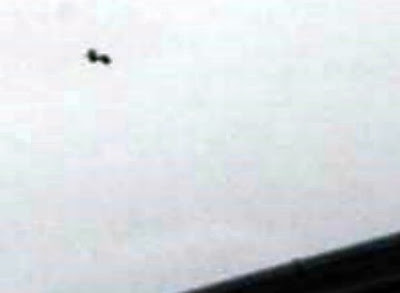 UFO Over Wigan