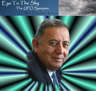 Robert Salas On Eye To The Sky with Dee Andrews