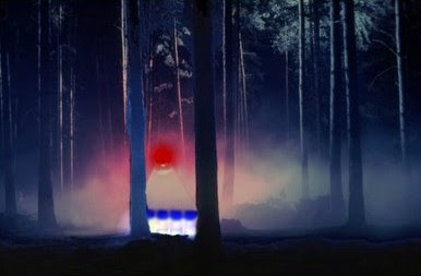UFO at Rendlesham Forest