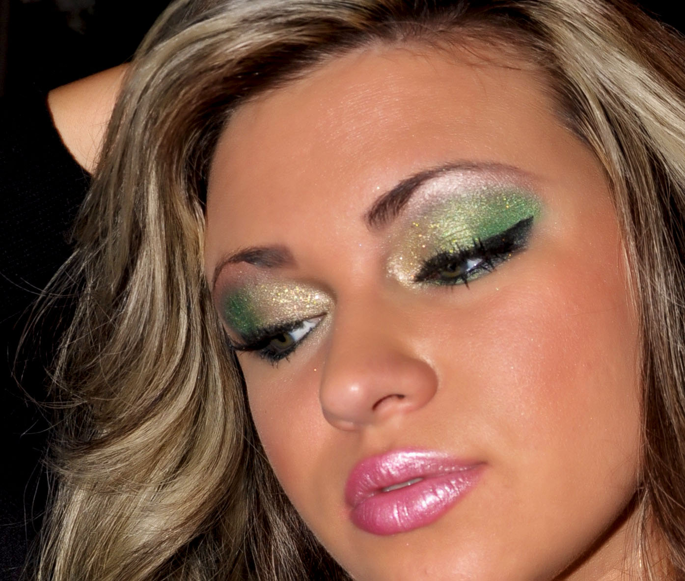 Green Eyes Porn Star 53