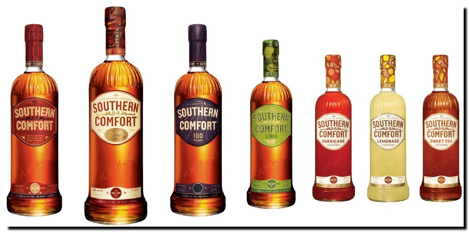 Signalwriter Southern Comfort Oh Lord Won T You Buy Me A Brand Revamp