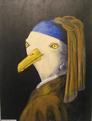 Simple Famous Art Paintings Fam