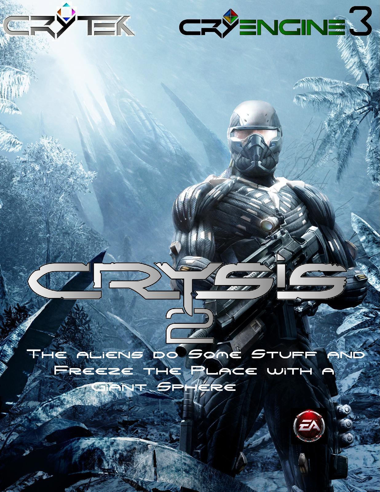 Crysis 2 : Directx 11 Ultra Upgrade + High Resolution Texture Pack