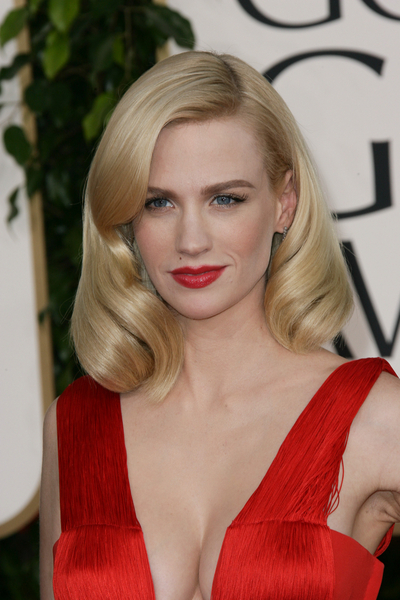 January Jones Hairstyles Puntodevistacultura