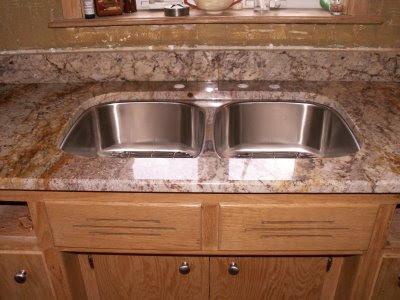Kitchen Design Ideas: Typhoon Bordeaux Granite on Typhoon Bordeaux Granite Backsplash Ideas  id=27965