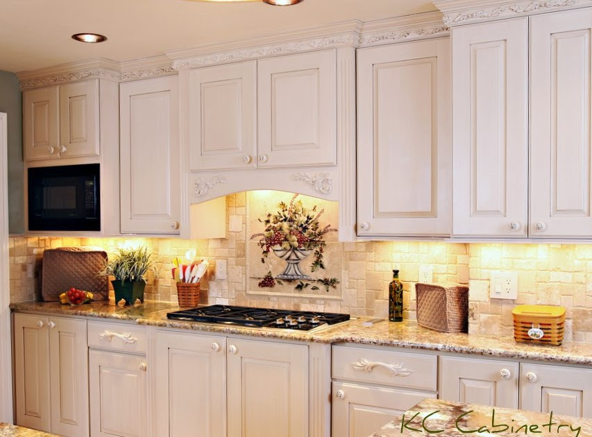 Kc Cabinetry Design And Renovation White Paint And Brown