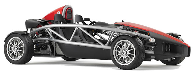 Electric Car Races V10 Porsche Gt And Ferrari 360 Spider Wrightsd X1 Ariel Atom Converted To Ev With An Ac Propulsion 165kw Motor