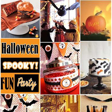 Favorite Halloween Party Ideas