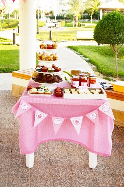 A Pinkalicious Lemonade Party - BirdsParty.com