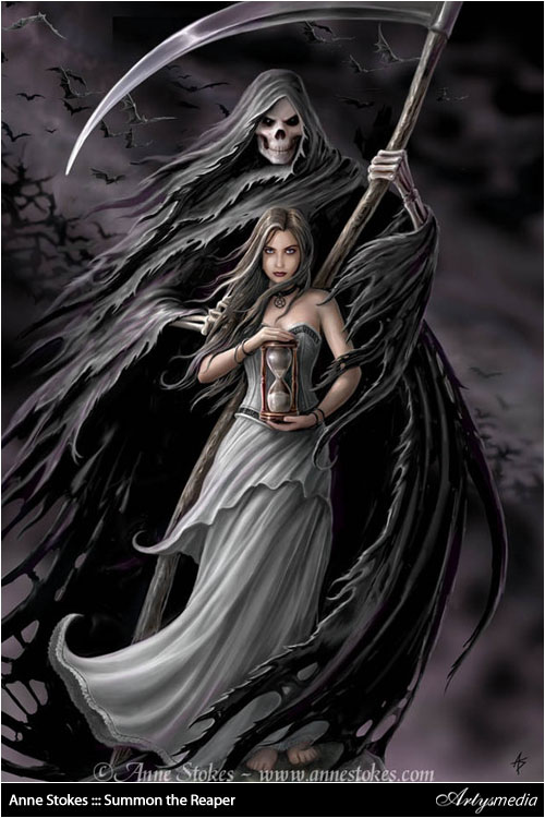Gothic Poetry: ANNE STOKES