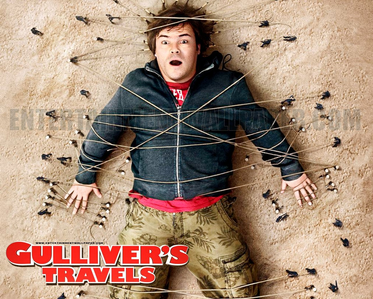 Contenidos De La Pelicula Los Viajes De Gulliver