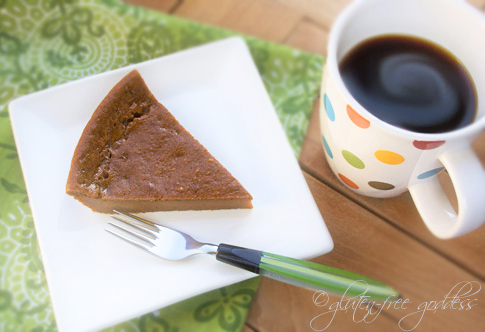 Easy Gluten-Free Sweet Potato Pie #glutenfree