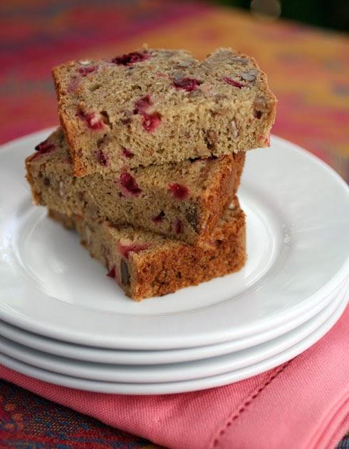 Gluten-Free Goddess Recipes: Gluten-Free Cranberry Bread ...