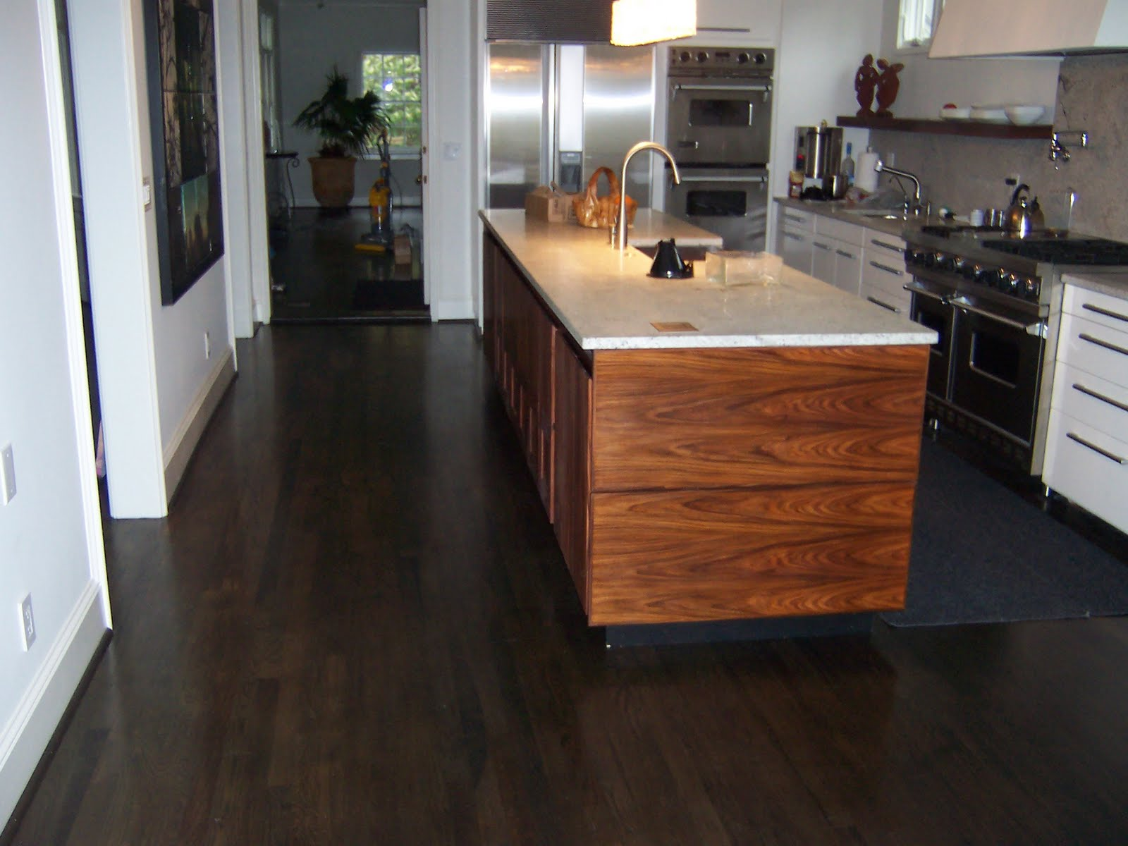 Chitner Floors Ebony Stained