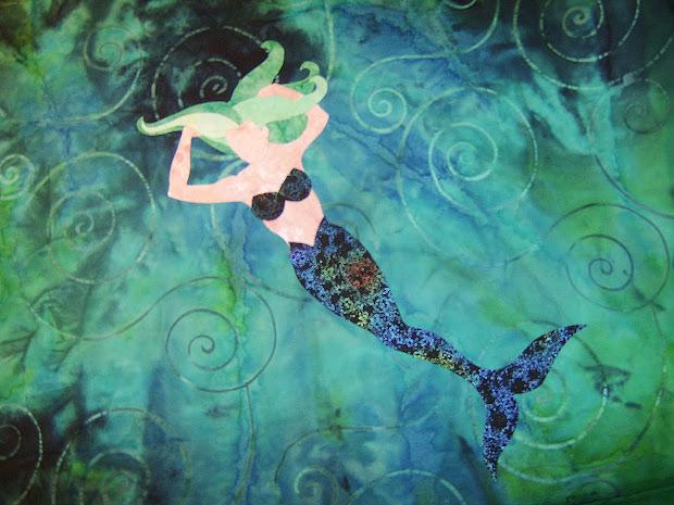 Mermaid Quilt Pattern