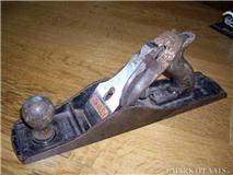 Wonderlijk TheWoodworkersAttic: Restauratie van oude schaven KP-99