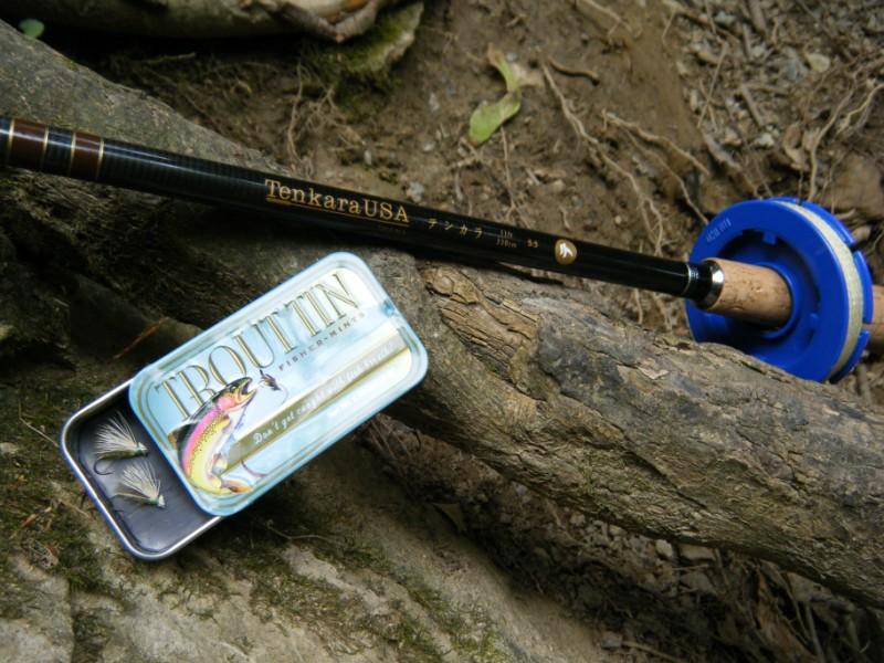 Tenkara troutrageous fly fishing tenkara blog for Tenkara fishing rods