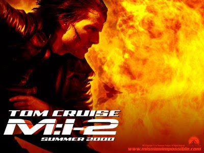 Mission Impossible 2 - Best Movies 2000