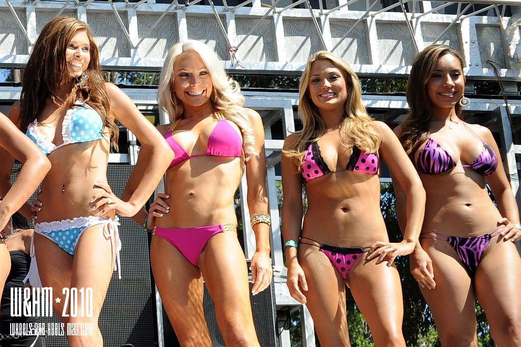 rodriguez bikini contest Pam