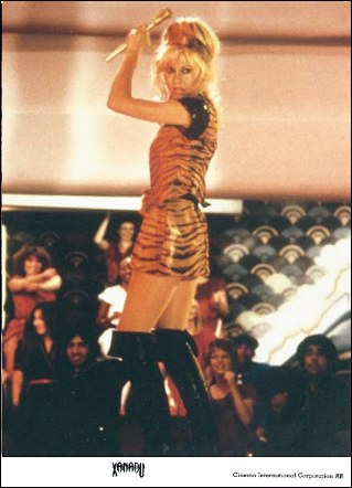 Lil Blonde Darling Olivia Newton John In Xanadu Darian Darling A Guide To Life For Modern