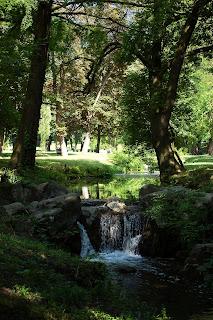 Balade dans le parc Romanescu, poumon vert de Craiova 3