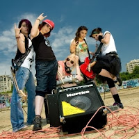 Les Blaxy girls : Le phénomène rock tout droit venu de Roumanie 1