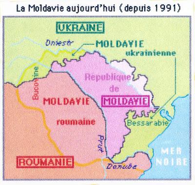Moldavie : une nouvelle poudrière européenne ? ; une analyse d'Eric Timmermans 9